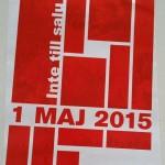 Första maj 2015
